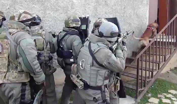 ВоВладимирской области идет контртеррористическая операция