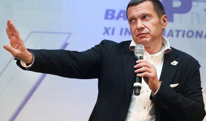 Соловьев непринял вызов надуэль от«Человека Пельменя» изКраснодара