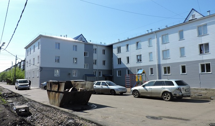 Прокурор Иркутской области выехал вТайшет для дачи оценки качества строительства домов для детей-сирот