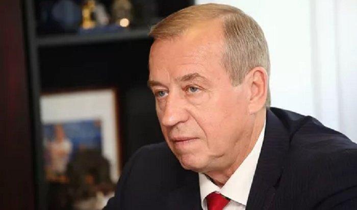 Губернатор Иркутской области Сергей Левченко госпитализирован всвязи стравмой спины
