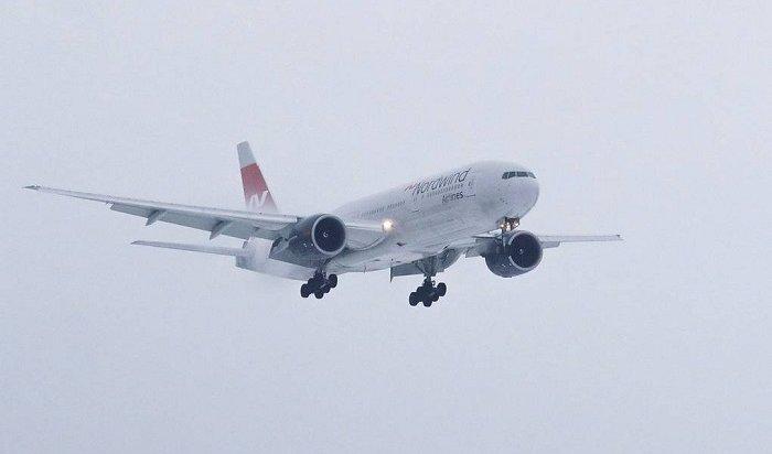 Boeing со149пассажирами совершил аварийную посадку ваэропорту Иркутска
