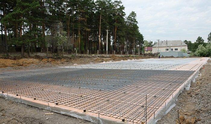 Новое овощехранилище строят набазе иркутской «Искры»