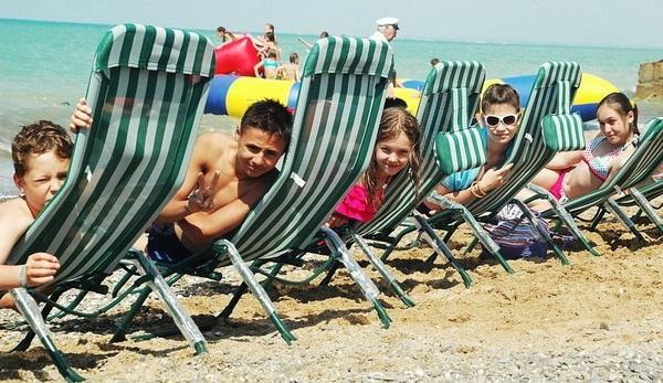 Где икак отдохнуть детям летом?