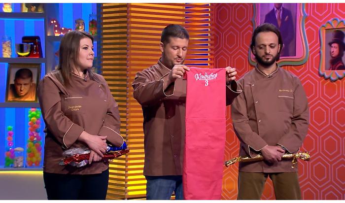 Миллион откороля тортов: на«Пятнице!» стартовал новый сезон проекта «Кондитер»