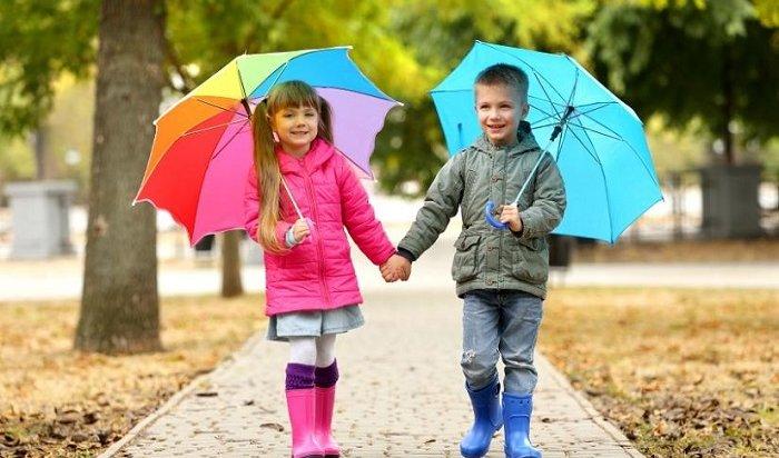 Наострове Юность в Иркутске стартовали мероприятия вчесть Дня защиты детей