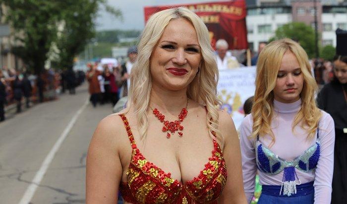 День города сразмахом отметили вИркутске (Фото+Видео)