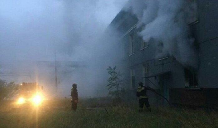 Натерритории «Усольехимпрома» произошел 16-й пожар сначала года