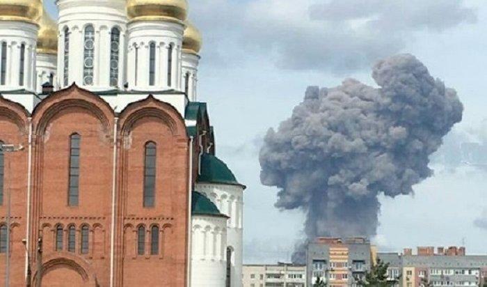 Число пострадавших при взрывах назаводе вДзержинске увеличилось до116
