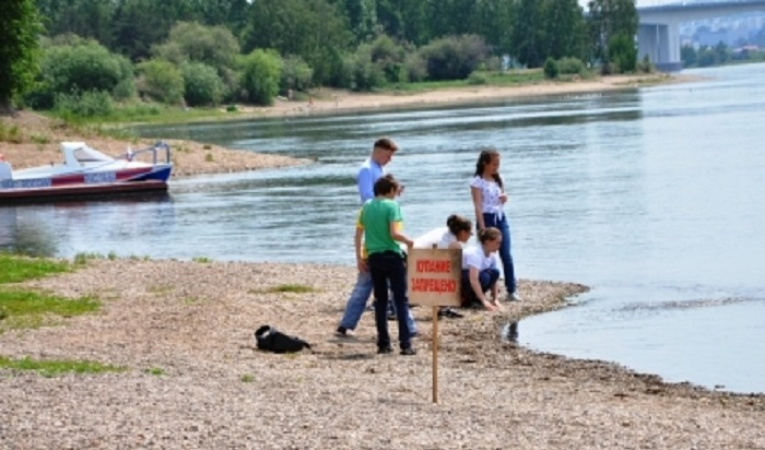 Роспотребнадзор советует некупаться внескольких водоемах Иркутской области