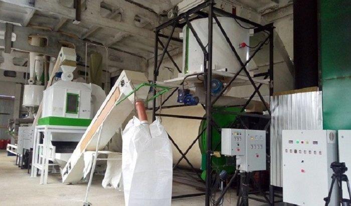 ВУсолье начали выпускать древесные топливные пеллеты