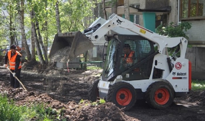 ВИркутске отремонтируют более 200дворов летом