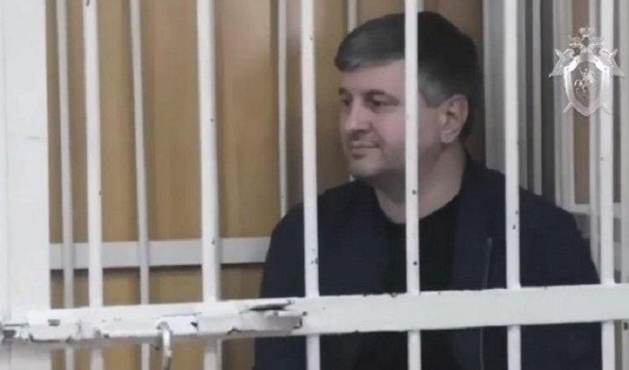 Министра лесного комплекса Иркутской области взяли под стражу на2месяца (Видео)