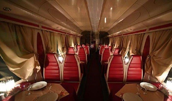 Вагоны-рестораны могут убрать внекоторых поездах