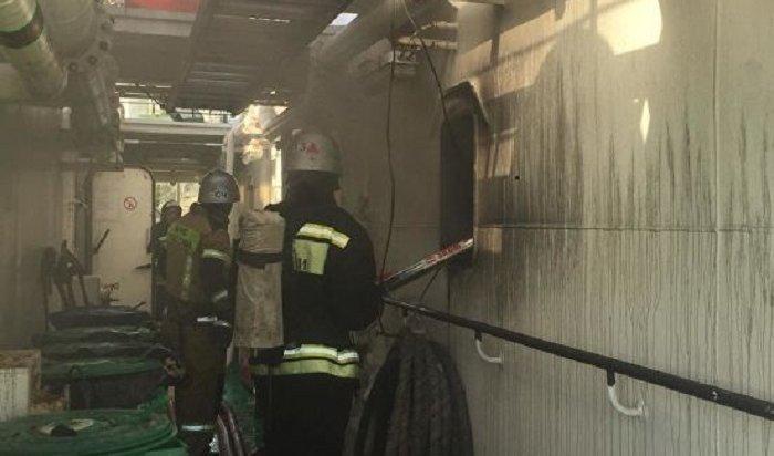 Три человека погибли при взрыве натанкере вМахачкале