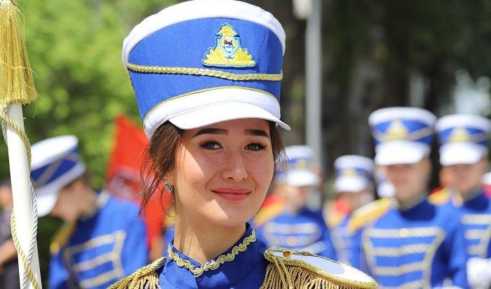 День России отметили вИркутске (Фото+Видео)