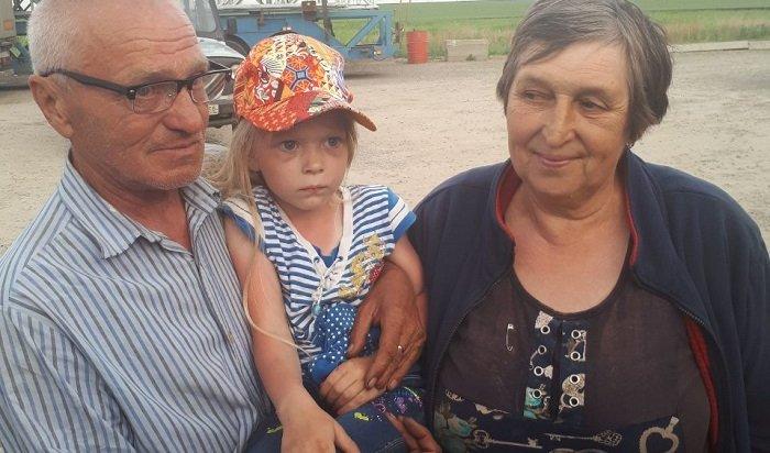 Девочка, потерявшаяся впоселке Мишелевка, нашлась в17километрах отдома (Видео)
