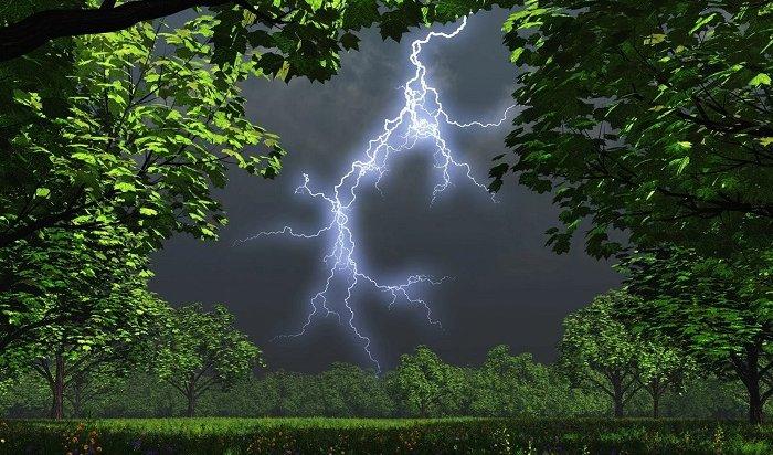 18июня вПриангарье прогнозируют сильный ветер, грозы иград