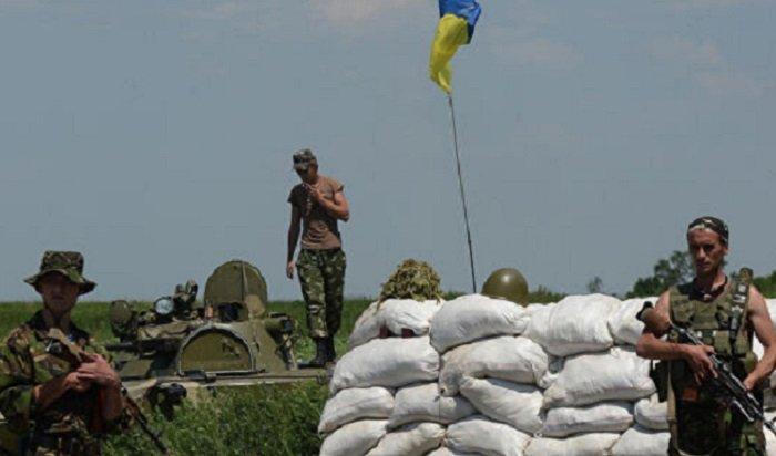 Пьяный командир ВСУ расстрелял солдат вДонбассе
