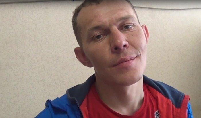 ВИркутске задержали рецидивиста, угнавшего такси (Видео)