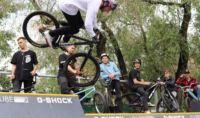 ВИркутске прошел фестиваль экстремальных видов спорта G-FEST 2019 (Фото+Видео)