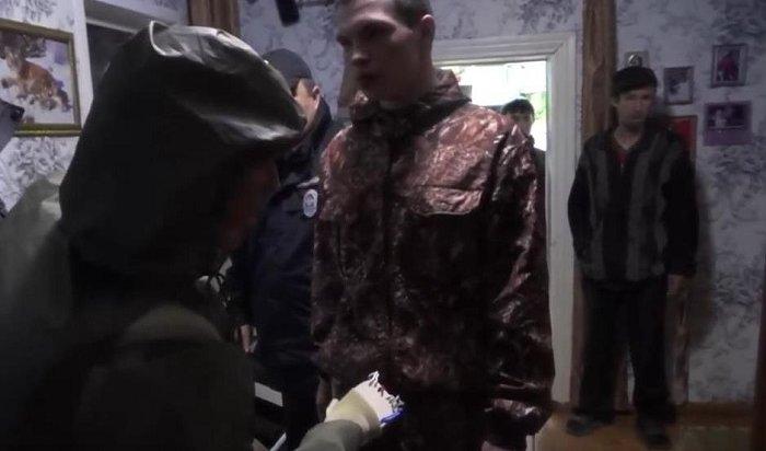 Слесаря, чуть неубившего всю семью бывшей 16-летней жены, приговорили к23годам тюрьмы (Видео)