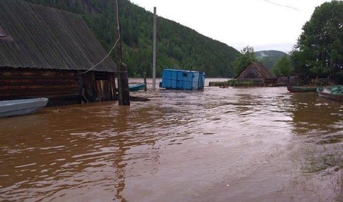 Почти 600домов подтопило внаселенных пунктах Иркутской области (ФОТО)