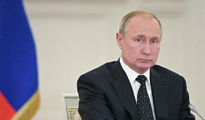 Путин сказал овыборе преемника