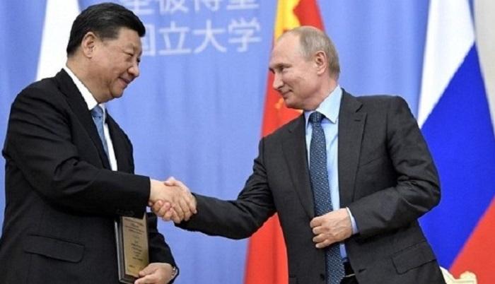 Россия иКитай договорились орасчетах врублях июанях