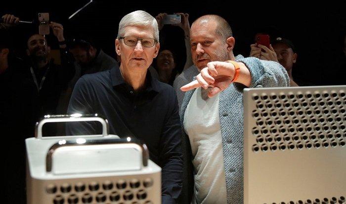 Главный дизайнер Apple Джони Айв уходит вотставку