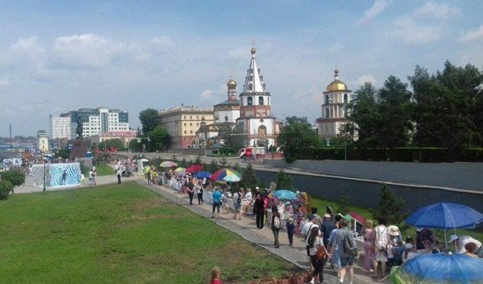 Общественный транспорт вИркутске будет работать дополуночи вДень молодежи