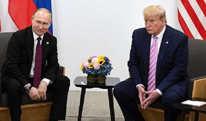 Трамп наG20назвал Путина «прекрасным парнем»