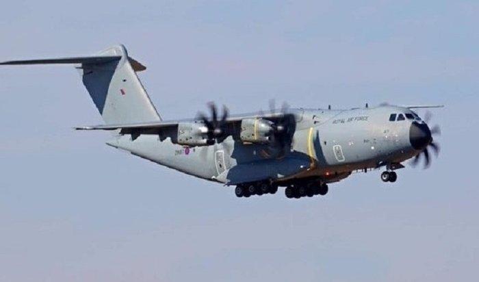 Военные самолеты НАТО прибыли вОдессу