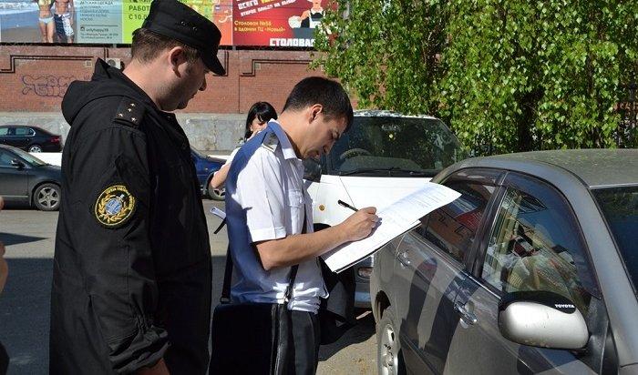 Житель Тайшета после трех суток ареста оплатил штраф ГИБДД