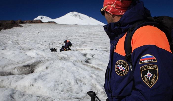 НаЭльбрусе погиб альпинист изИрландии