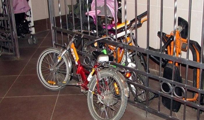 15-летний ангарчанин похищал велосипеды вколясочных