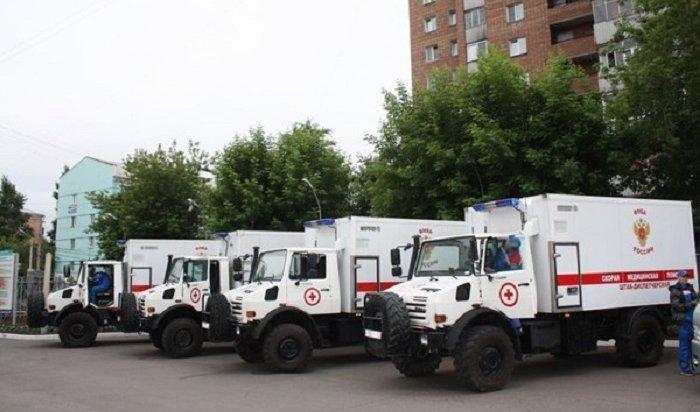 ВИркутской области продолжают ликвидировать последствия катастрофического наводнения (Видео)