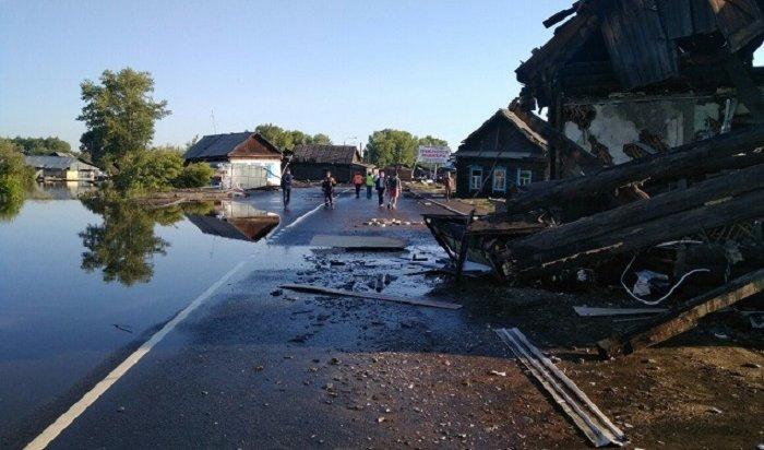 МЧС сообщает о20погибших врезультате наводнения вИркутской области