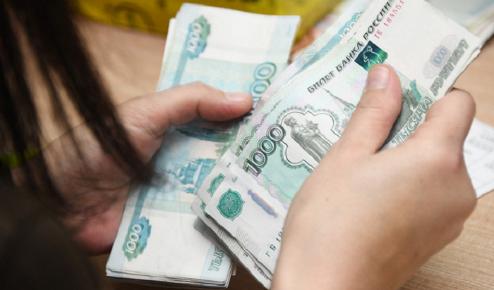 Молодые люди вРоссии хотят получать зарплату в50-60тысяч рублей ежемесячно