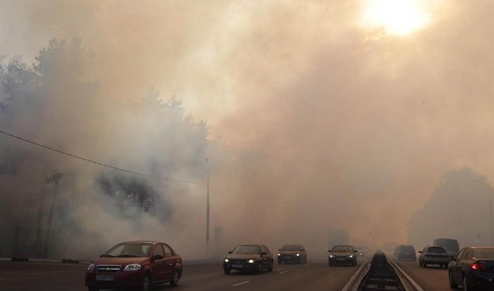 МЧС поИркутской области предупредило овозможном задымлении населенных пунктов