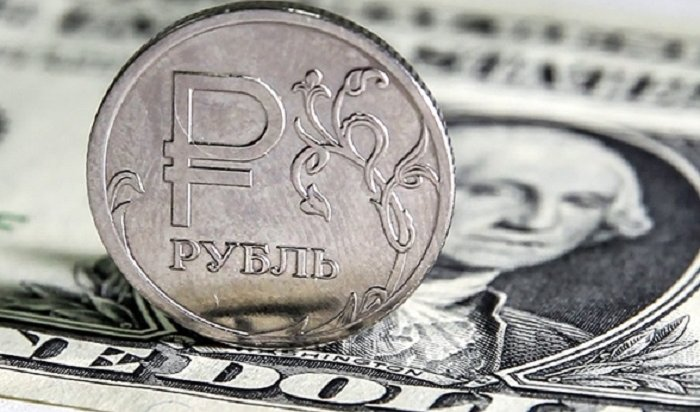Bloomberg: Падение курса рубля ожидается кконцу 2019года