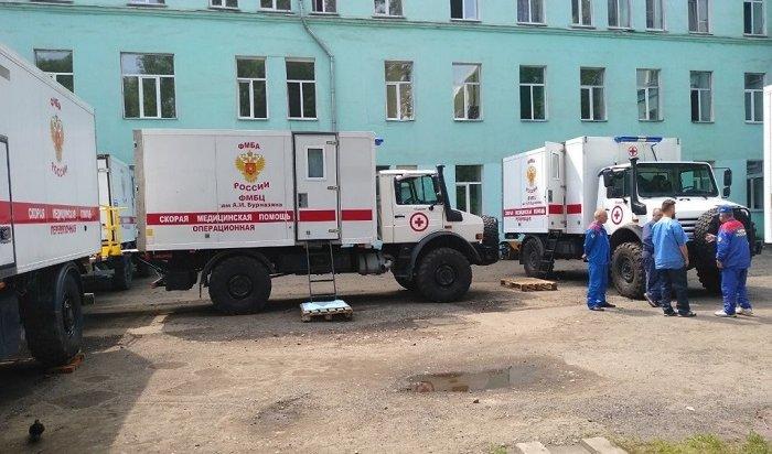 Главный корпус Нижнеудинской больницы могут снести после катастрофического наводнения
