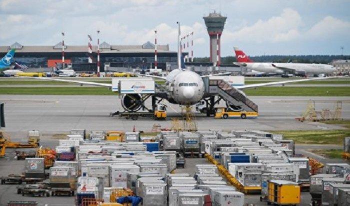 Восемь пассажиров пострадали при эвакуации изсамолета вШереметьево (Видео)