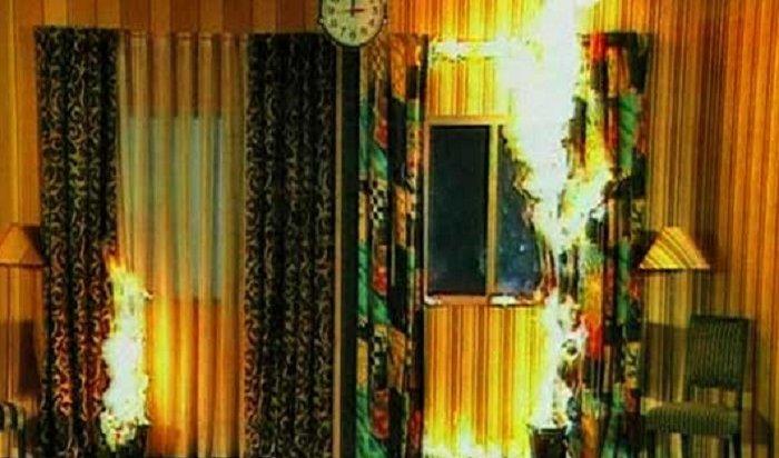 ВИркутске полицейские задержали поджигателя комнаты экс-тещи