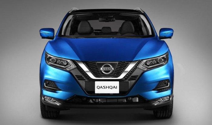 Обновленный Nissan Qashqai: Тот же, но совсем другой