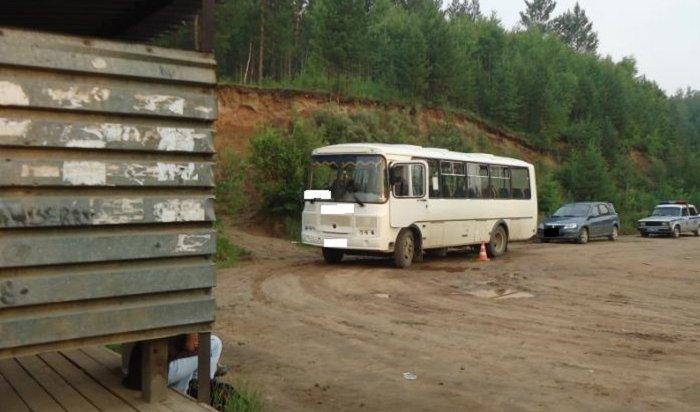 ВБратске пенсионерка погибла, попав под колеса автобуса