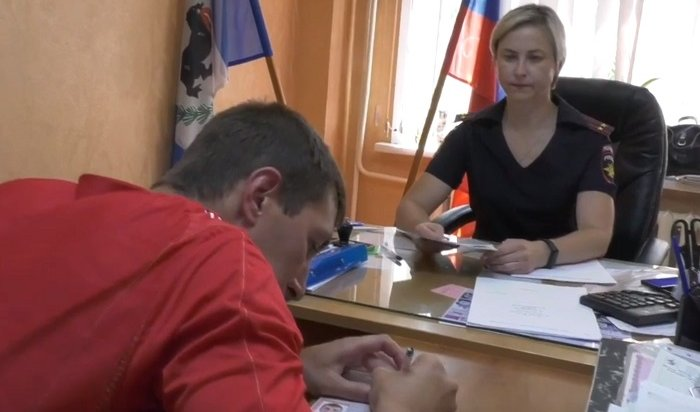 1005паспортов выдали полицейские жителям затопленных территорий (Видео)