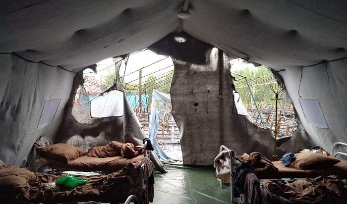 Спасшийся мальчик рассказал правду опожаре впалаточном лагере вХабаровском крае