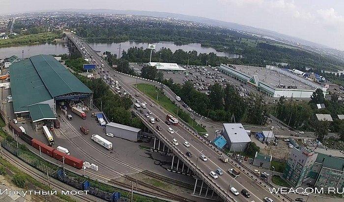 ВИркутске укрепили возведенные дамбы