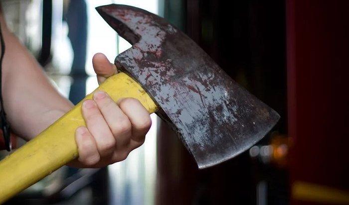 Житель Черемхово зарубил знакомую топором испрятал тело вподполье