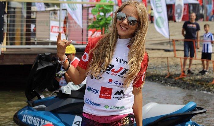Фестиваль поаквабайку Baikal Jet Fest открылся вИркутске (Фото+Видео)
